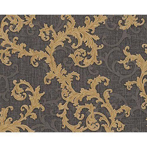 A S Creation Papier Peint Gris Collection Versace 962316 2 Achat