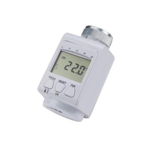 Robinet Thermostatique Thermostat Numerique Pour Radiateur