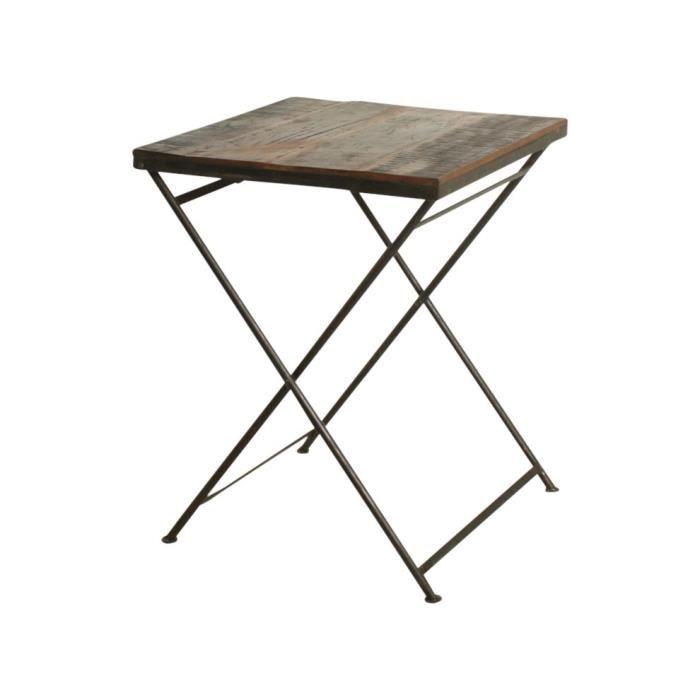 pied de table bistrot achat vente pas cher. Black Bedroom Furniture Sets. Home Design Ideas