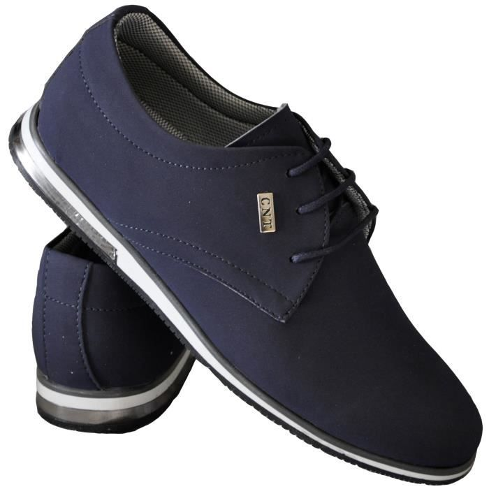 Chaussures bleues Casual homme RhhohxU4C