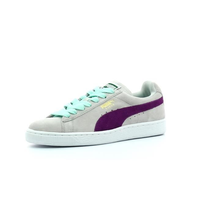 Puma Suede Classic + Baskets Basses woBLHES