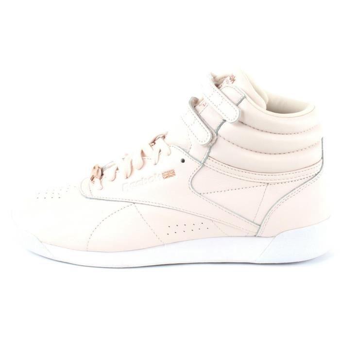 889ce795c29 Chaussure Reebok F S HI Muted Women - Achat   Vente basket Chaussure ...