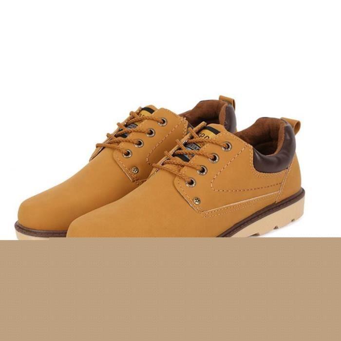 CUSSELEN Sneakers hommes Confortable Classique Chaussures Grande Taille Marque De Luxe Sneaker résistantes à l'usureAdulte