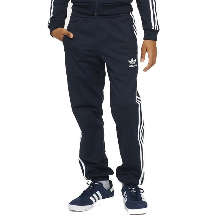Superstar Pantalon Superstar Marine Pantalon Adidas Garçon Marine QrxCtshd