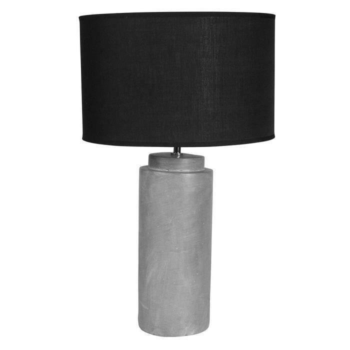 Et Jour Cylindrique Gris Achat Sema Abat Lampe Design Noir tCQdhrsx