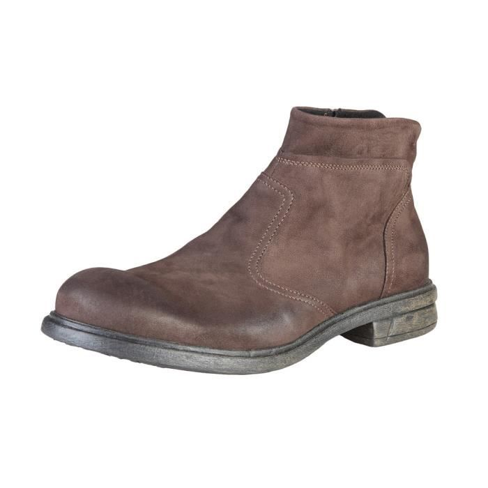 Made in Italia - Bottines pour homme (MICHELE_TDM) - Brun