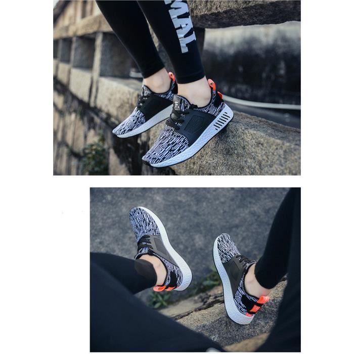 Chaussures de sport pour hommes respirant chaussures mode casual