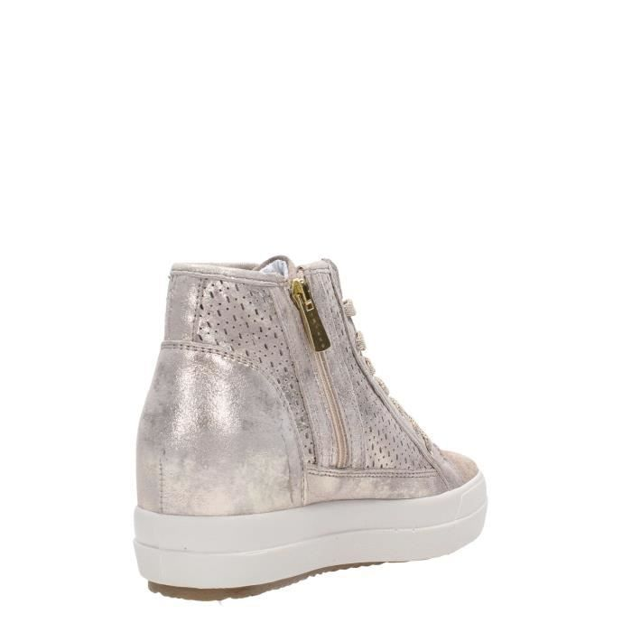 Igi&co Sneakers Femme Taupe, 36
