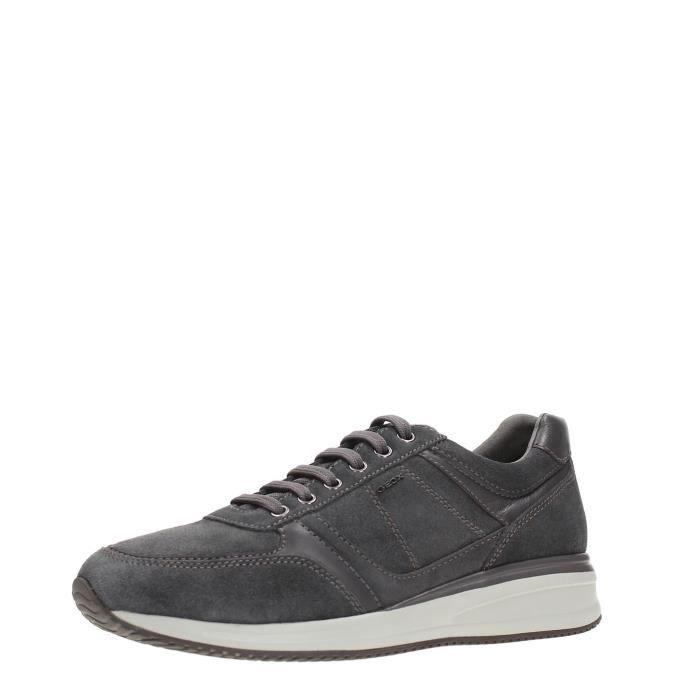 Geox Sneakers Homme NAVY, 46 Dk grey