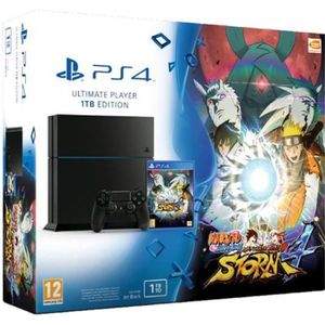 CONSOLE PS4 PS4 1 To + Naruto Storm 4