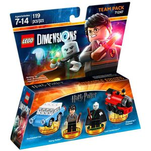LEGO Dimensions - Pack Equipe - Harry Potter