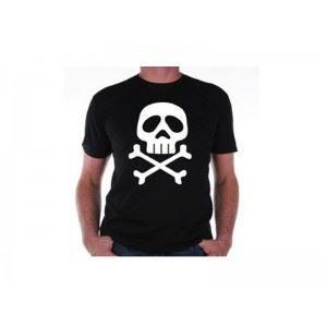T-SHIRT T-Shirt - Albator - Emblème Taille L