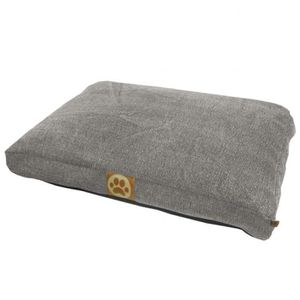 CORBEILLE - COUSSIN OVERSEAS PETLIFE Coussin - 55x75x10cm - Gris clair