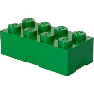 FLOCON DE MAÏS LEGO Lunchbox - 40231734 - Empilable - Vert