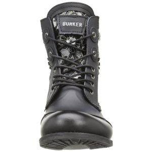 bunkers pas Achat femmee cher Vente Boots Cw6qw