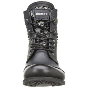 BOTTINE bottines / low boots suez-lux50 femme bunker suez-