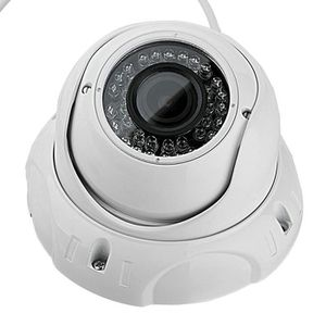 WEBCAM 1-3 Cmos 1200TVL Zoom Dome Surveillance CCTV Camer