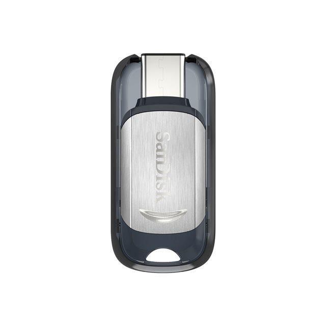 SANDISK Clé USB Ultra - 64Gb - 3.0 - Noir