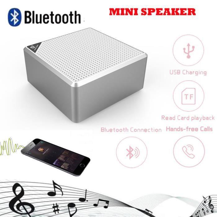 Portable Sans Fil Bluetooth Hifi Haut-parleur Superbe Son Hd & Bass Stereo Outdoor_dw47