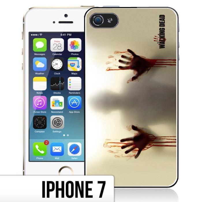 coque walking dead iphone 7