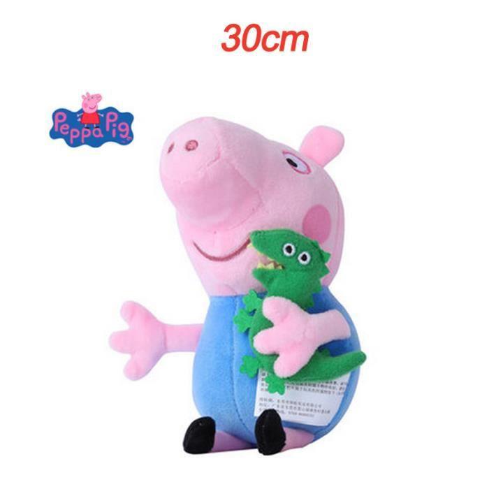 Dinosaures Peppa Pig Peluche George Grande Avec bf6g7y