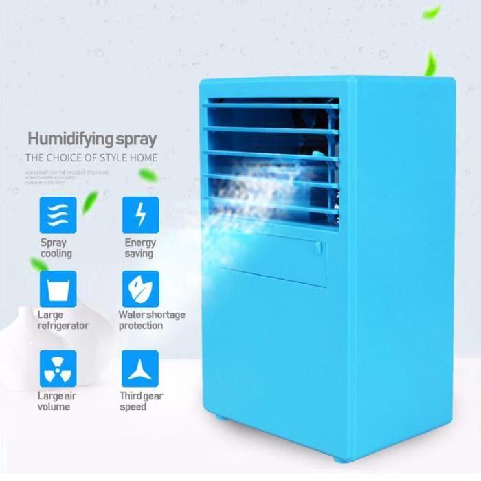 OXOQO mini ventilateur de refroidisseur portable