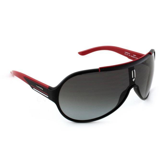 Lunettes de soleil Carrera 26 Noir Noir, Rouge - Achat   Vente ... d519efe2edab