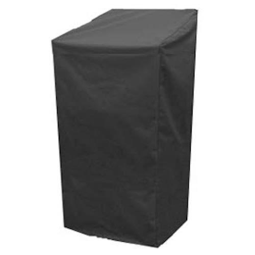 Chaises Noir Housse Pour Confort Jardin4 Empilées80x90cm De uXZOTPik
