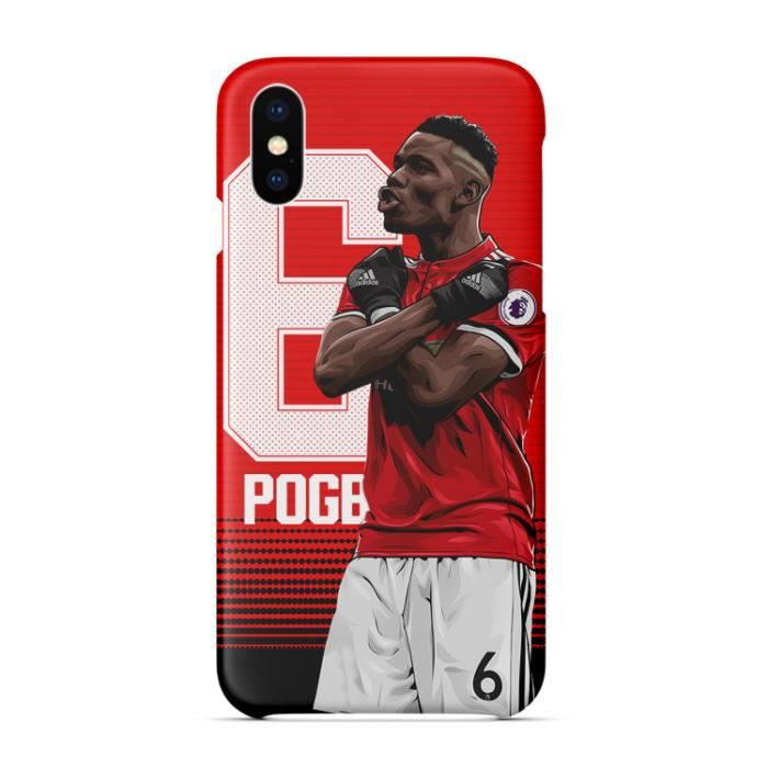 coque manchester united iphone 8