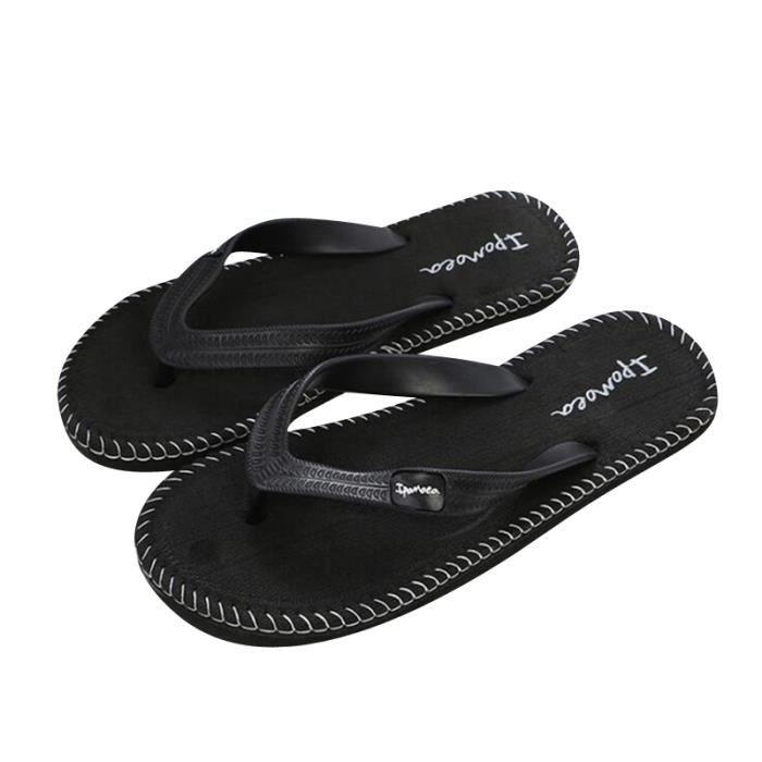 flip flops Hommes Tong d'été Tong plates Tong homme Confortable men beach brandClassique designer flip flops pantoufle été