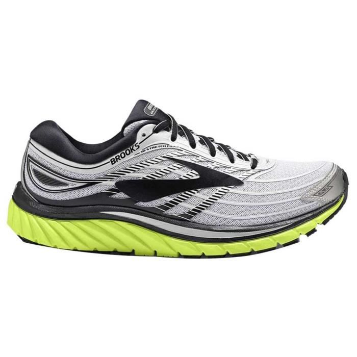 36a284bcb9ef3 Chaussures homme Running Brooks Glycerin 15 - Prix pas cher - Cdiscount