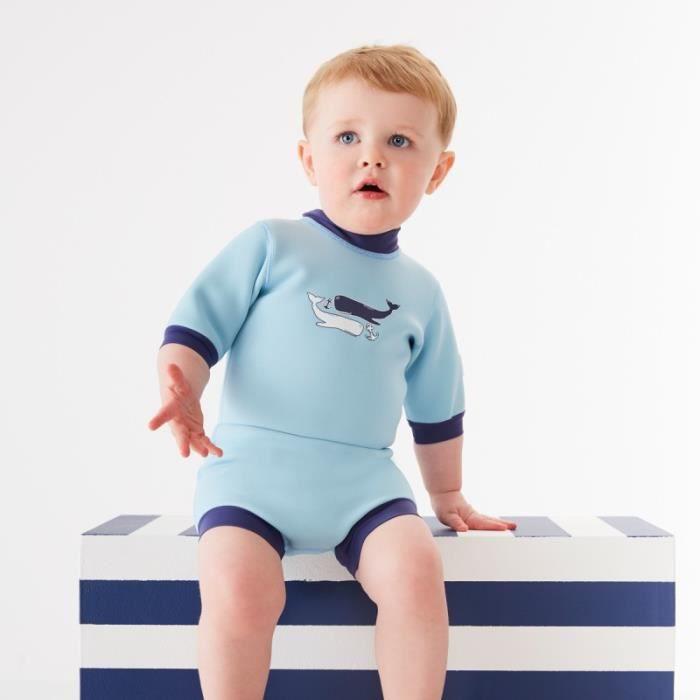 meilleure sélection 9f21d 6fa7c Splash About Happy Nappy combinaison néoprène Enfant Bébé HAPPY NAPPY  intégrée UV