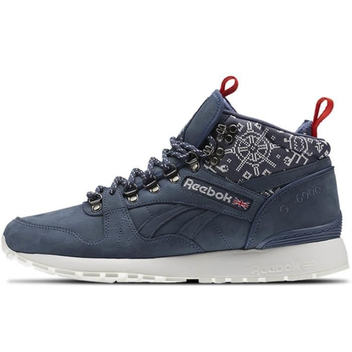 Chaussures Reebok GL 6000 Mid Crab Pack