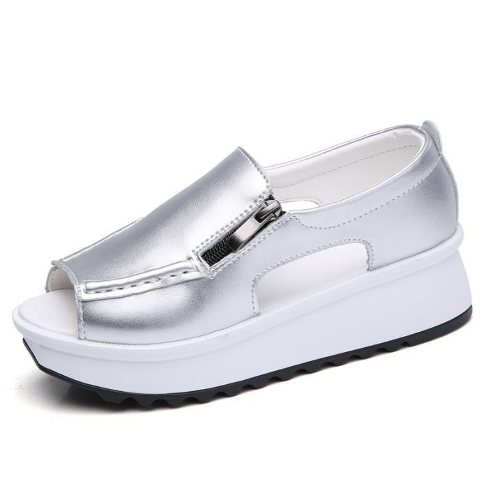 Chaussures femme Sandales dété Femme Chaussures de Été