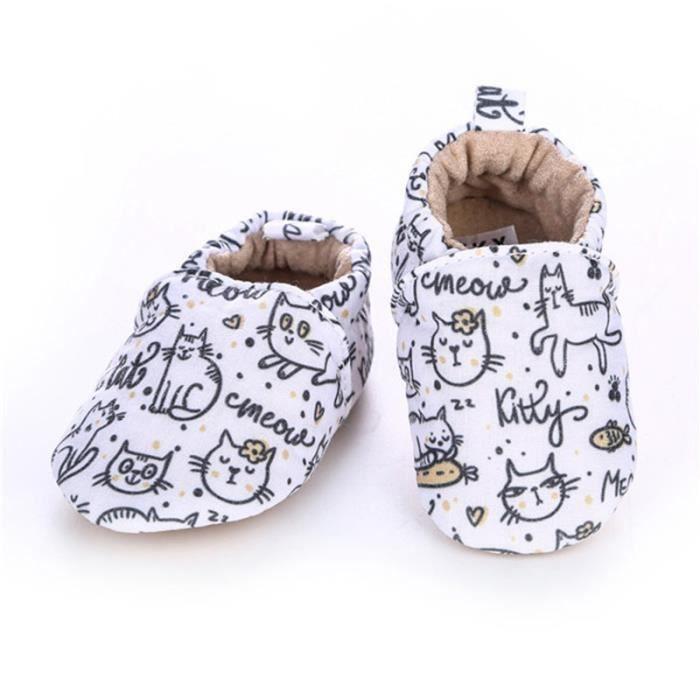 2c4b28d29537b Chaussures bébé mignonnes semelle souple bebe nourrisson Premier marcheur