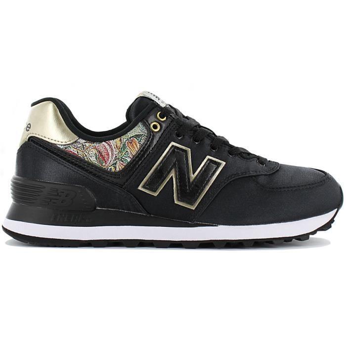 new balance noire femme 574
