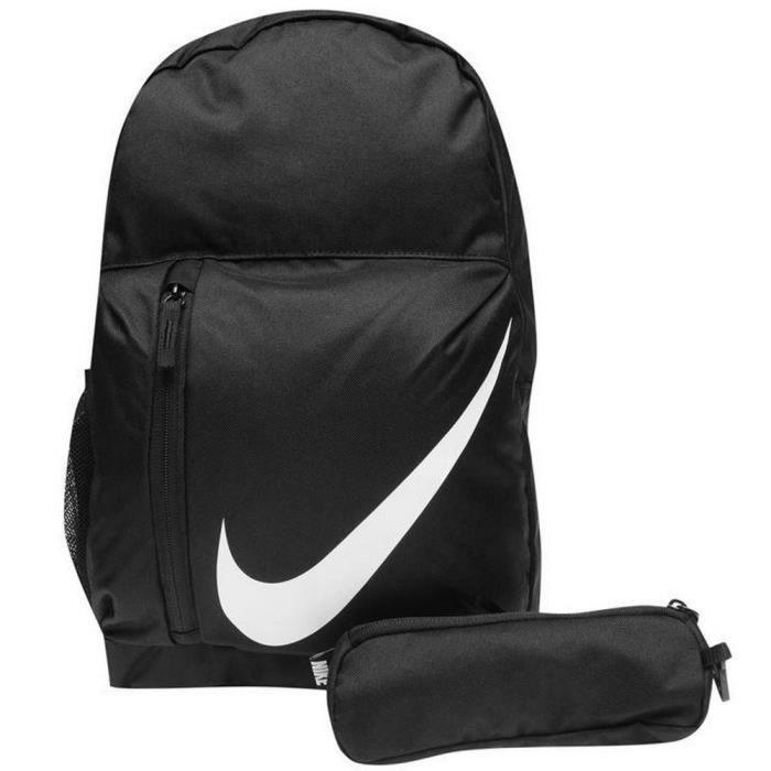 403a0321ff Nouveau Sac A Dos Nike Noir avec Trousse - Achat / Vente sac à dos ...