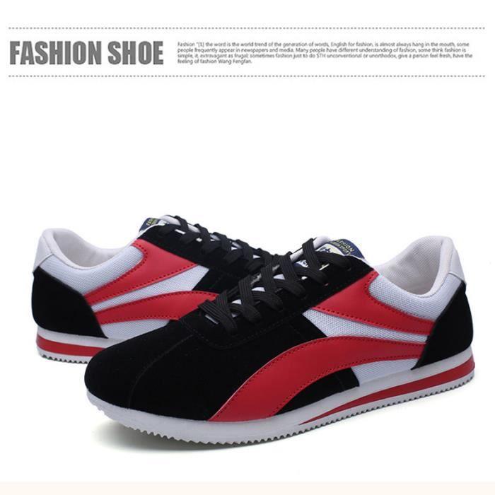 basket Hommes LKG respirant Chaussures Homme Chaussure XZ290Bleu39 Confortable Durable et d1Agq8w