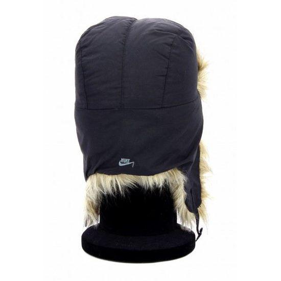 6866030878c Chapka Nike (Noir) Noir Noir - Achat   Vente bonnet - cagoule - Cdiscount