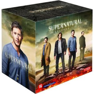 DVD SÉRIE Coffret DVD Supernatural saisons 1 à 12
