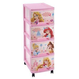 Meuble princesse disney achat vente jeux et jouets pas chers - Meuble de rangement princesse ...