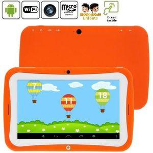 TABLETTE ENFANT Tablette enfant orange 8Go Android 4.2.2 Wifi 2 ca