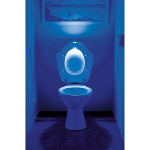 ABATTANT WC GELCO Abattant lumineux Everlight blanc