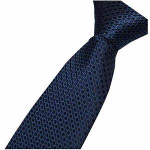 CRAVATE - NŒUD PAPILLON 1 pcs Loisirs Occupation Cravate rayée Cravate Ble
