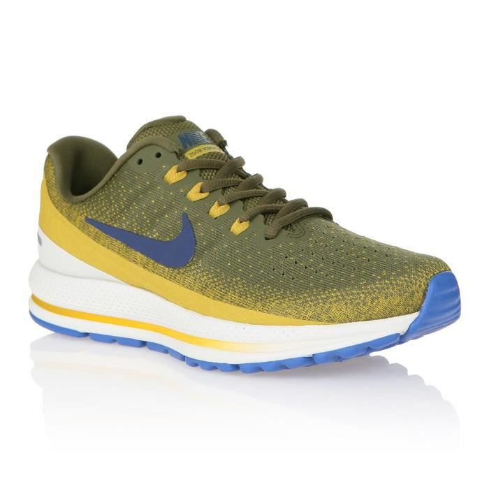 detailed look 8a0f3 acd20 NIKE Baskets Air Zoom Vomero 13 - Homme - Vert kaki - Prix pas cher ...