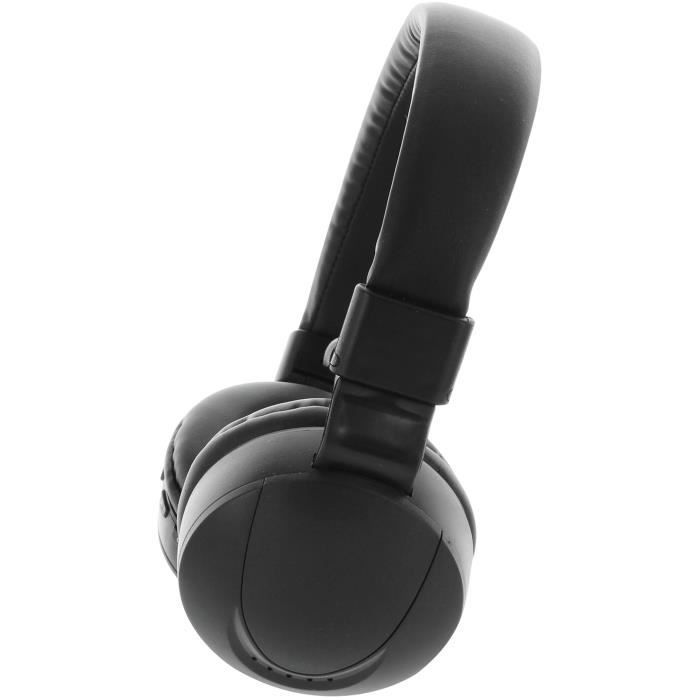 R-MUSIC RM310343 Casque Bluetooth sans fil - Micro intégré - Autonomie 4 heures