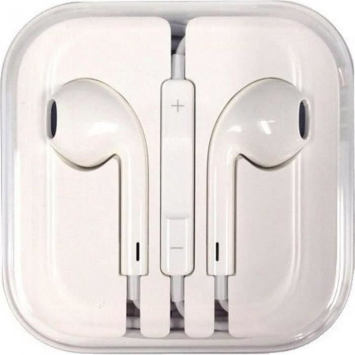 Alpexe® Ecouteurs De Type Apple Earpods Pour Iphone 3g