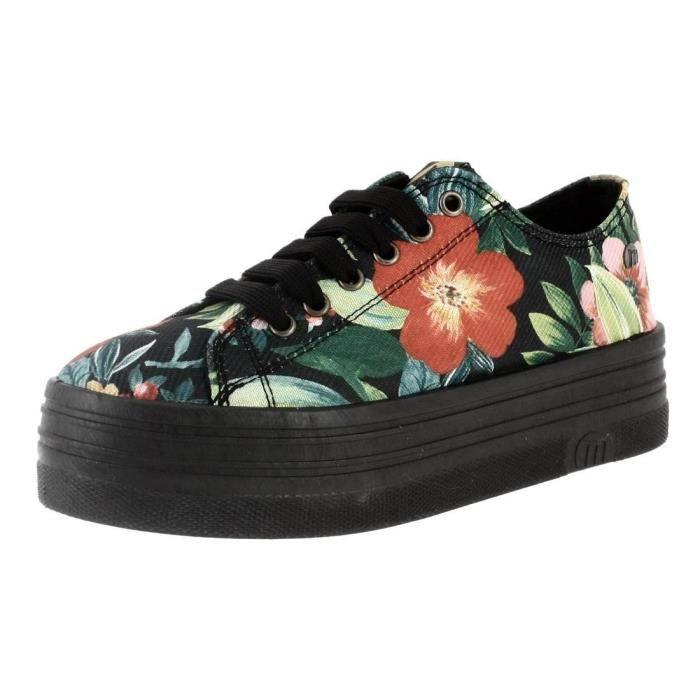 baskets flores femme mtng 69292
