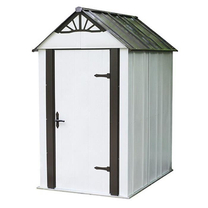 abri de jardin une pente achat vente pas cher. Black Bedroom Furniture Sets. Home Design Ideas