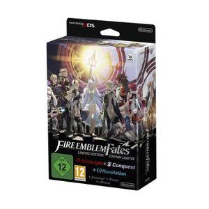 JEU 3DS Fire Emblem Fates Edition Limitée Jeu 3DS